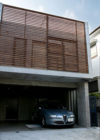 RC住宅の実例-港北UN邸