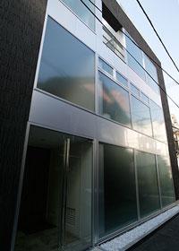 鉄骨住宅の実例-勝どきKR邸