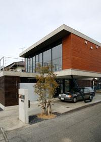 鉄骨住宅の実例-足利WT邸