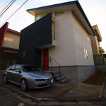 鉄骨住宅の実例-大泉YM邸-写真1