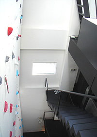 鉄骨住宅の実例-柏平塚EG邸