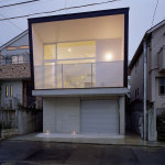 鉄骨住宅の実例-中井KC邸-写真1