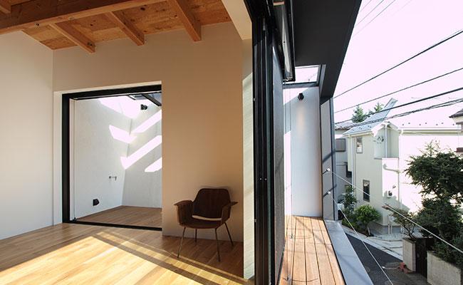木造住宅の実例-北烏山TK邸