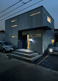 RC住宅の実例-横浜NY邸