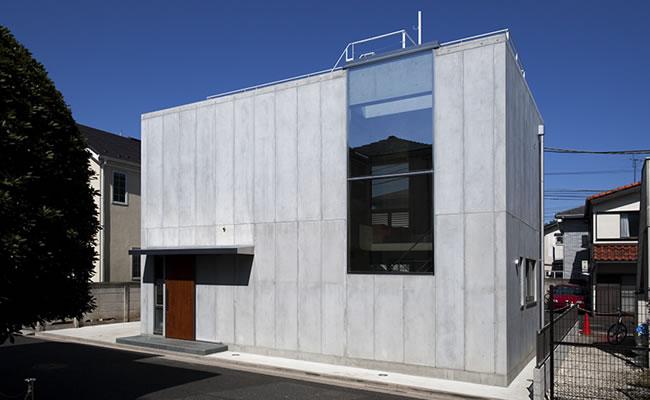 RC住宅の実例-駒沢KM邸