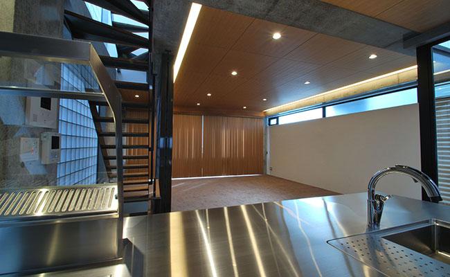 RC住宅の実例-板橋SM邸