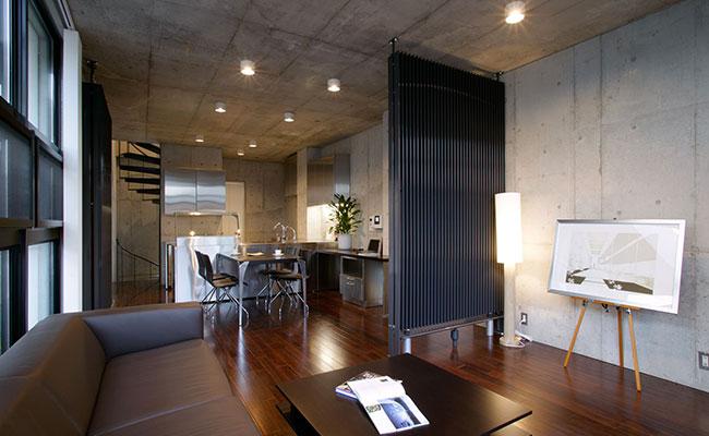 RC住宅の実例-目黒OA邸