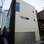 鉄骨住宅の実例-勝どきKR邸-写真1