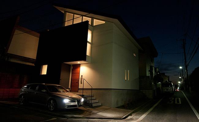 鉄骨住宅の実例-大泉YM邸
