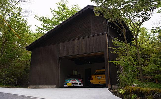 リフォームの実例-裾野OHガレージ