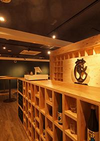 LDKホーム店舗の実例-酒屋 KURAND SAKE MARKET-写真